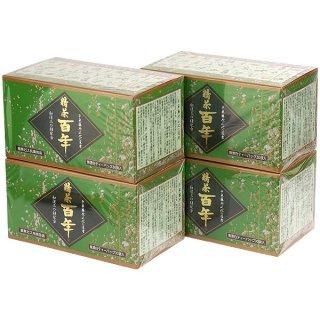 百年茶[緑箱] 4個セット
