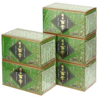百年茶[緑箱] 5個セット
