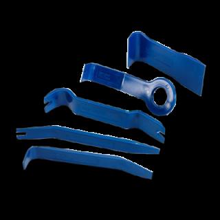 プラスチックオートトリム成形工具セット(5個)