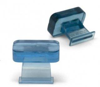 デッドセンタークリスタブ  15x5mm(ICE)  5個入