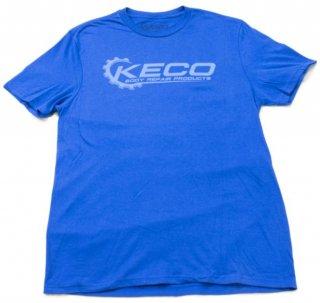 Keco Blue Classic Blue T-Shirt - SM