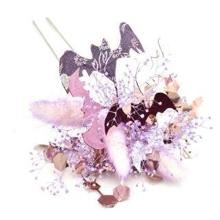 季節の簪&ブローチキット ハロウィン