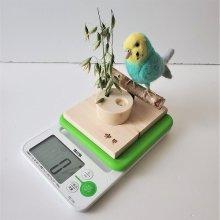らくらく体重測定止まり木