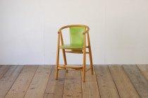 キツツキ 飛騨産業 子供椅子 キッズダイニングハイチェア チャイルド ヴィンテージ レトロ