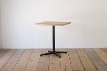 在庫3台 カフェテーブル ダイニング 店舗什器 レストラン 飲食店 サイドテーブル 展示台 陳列 1台