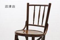 【沼津店】 東欧 ルーマニア アンティーク ベントウッド チェア ビンテージ 椅子 ダイニング 3