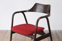 飛騨産業 キツツキ アイガー EIGER 60s アームチェア ラウンジチェア 椅子 ヴィンテージ レトロ 2