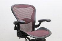 ハーマンミラー アーロンチェア Bサイズ クッション新品 フル装備 Herman miller Aeron Chair ランバーサポート
