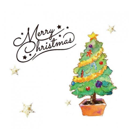 メッセージTB (Merry Christmas ツリー)