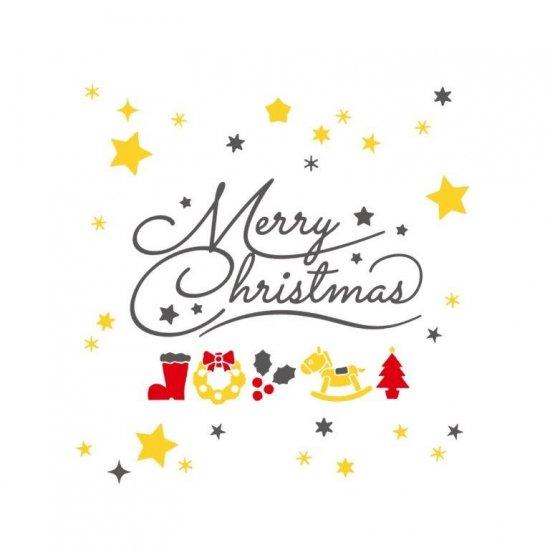 メッセージTB (Merry Christmas 赤)