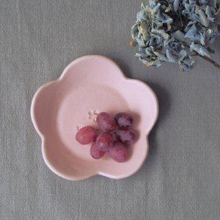 マカロンピンク・花びら皿