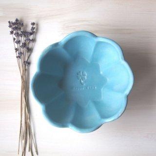 マカロンブルー・花鉢
