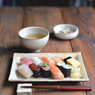 粉福角皿-sushi-