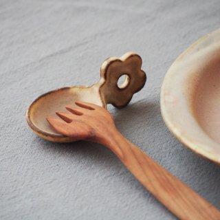 粉福スプーン箸置き-花hana-