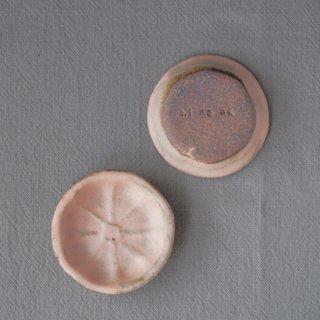 zakka・オレンジ豆小皿-ピンク