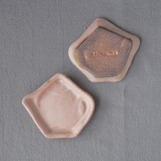 zakka・ティーポット豆小皿-ピンク