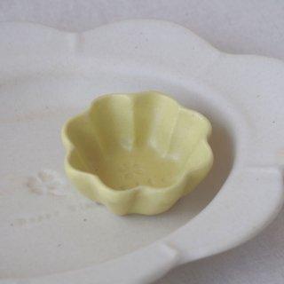 マカロンイエロー・花豆小鉢