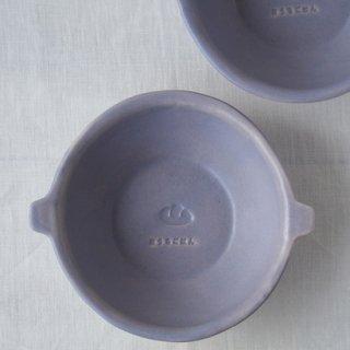 マカロンラベンダー・耳付きスープボール