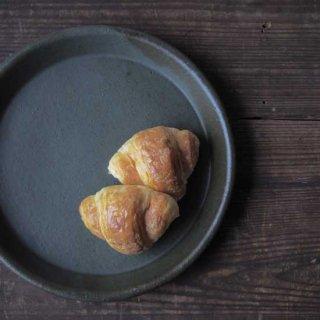 オリーブグリーン・パイ皿