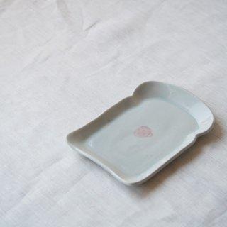 白磁食パン皿-マグ-