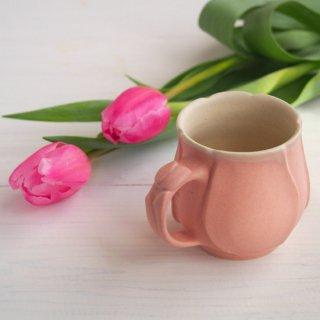 マカロンピンク・マグカップ-tulip-