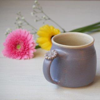 マカロンラベンダー・マグカップ-gerbera-