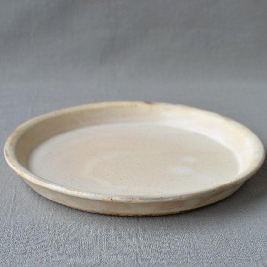 粉福パイ皿(大)
