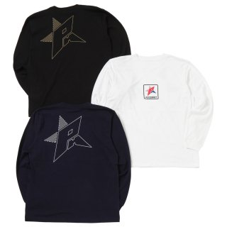 <img class='new_mark_img1' src='https://img.shop-pro.jp/img/new/icons50.gif' style='border:none;display:inline;margin:0px;padding:0px;width:auto;' />PH STAR LOGO LONG SLEEVE TEE