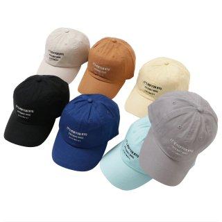 MOFFUNNYO NAME LOGO 6P CAP