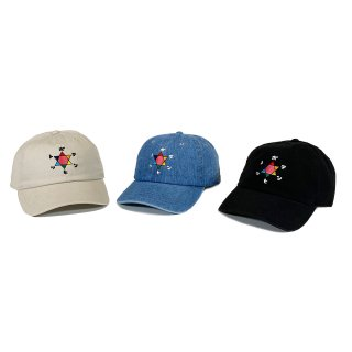 HEXAGRAM LOGO CAP