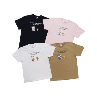 CHARACTER MESSAGE Tee