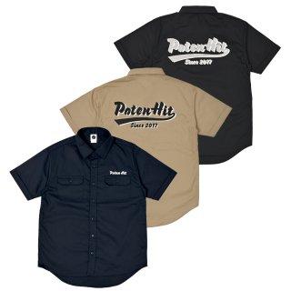 PH T/C Twill Short Sleeve Shirt