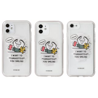 CHARACTER iPhone CLEAR CASE
