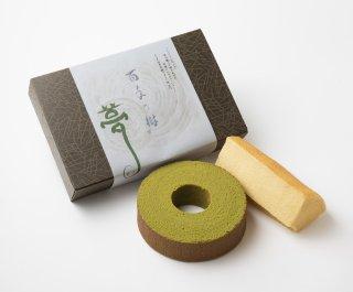 百年乃樹「縁と笑」 抹茶