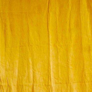 【1m単位】マスタード/柿渋染め/三河織物 綿平織り