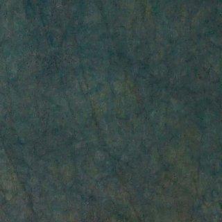 【1m単位】グリーン/柿渋染め×藍染/三河織物 綿平織り