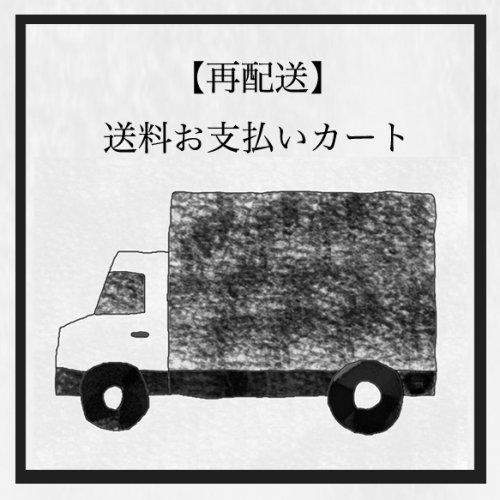 【再配送】染め重ね・交換等 送料お支払いカート