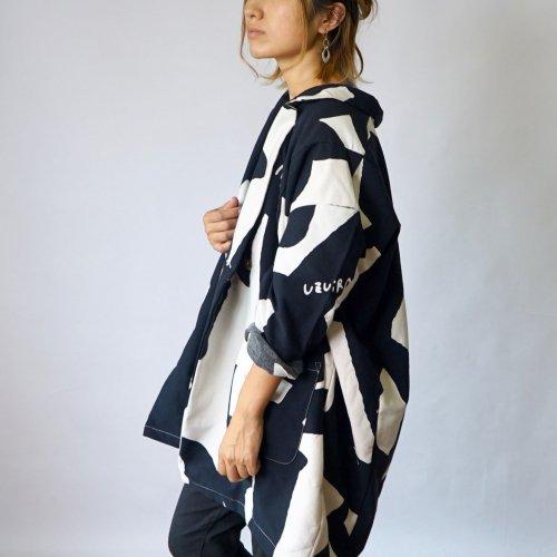 コクーンジャケット-NEKO-/三河織物