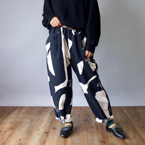 ボンタンパンツ-NEKO-/三河織物