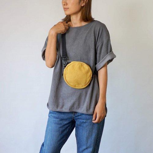 【福袋】ビッグシルエットTシャツ + ショルダーバッグcircle /カラーが選べるセット