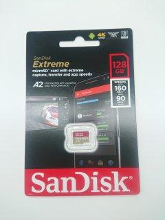 SanDisk エクストリーム microSDHC 128GB