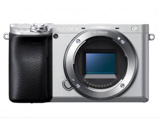 <img class='new_mark_img1' src='https://img.shop-pro.jp/img/new/icons1.gif' style='border:none;display:inline;margin:0px;padding:0px;width:auto;' />デジタル一眼カメラ α6400 ボディのみ(シルバー)ILCE-6400(S)