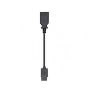 Ronin-S マルチカメラ制御 USBアダプター(メス)