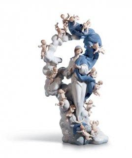 リヤドロ 人形  『聖母マリア  01001799 IMMACULATE VIRGIN』