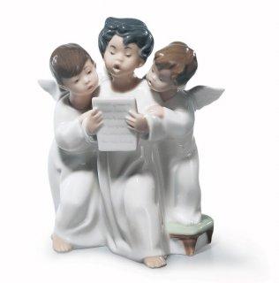 リヤドロ Lladro 【 天使のコーラス 】  01004542 ANGELS' GROUP