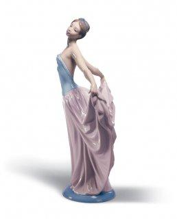 リヤドロ Lladro 【 踊る少女 】  01005050 DANCER