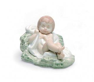 リヤドロ Lladro 【 イエス生誕 】  01005478 BABY JESUS