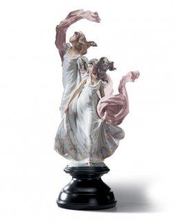 リヤドロ Lladro 【 自由への賛歌 】  01005819 ALLEGORY OF LIBERTY