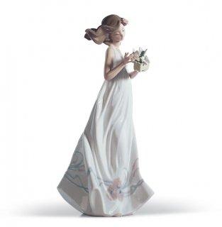 リヤドロ Lladro 【 私の宝もの 】  01006777 BUTTERFLY TREASURES