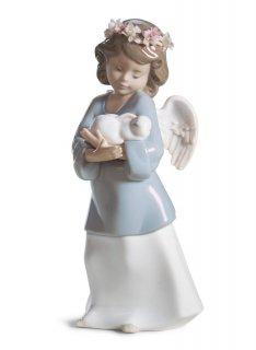リヤドロ Lladro 【 天使の宝物 】  01006856 HEAVENLY LOVE